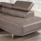New fashion modern luxury sectional L shaped leather reclining couch furniture sofa set for lobby