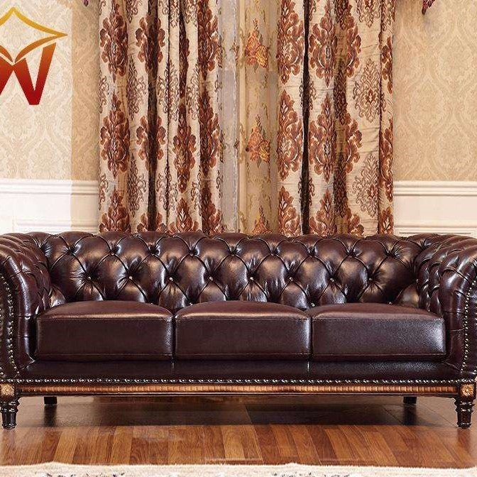 Customizable High Quality China Vintage Recliner Divan Sofa For Weeding
