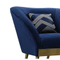 Comfortable modernlow price new living room lounge suite velvet combination sofa salon sets with chair
